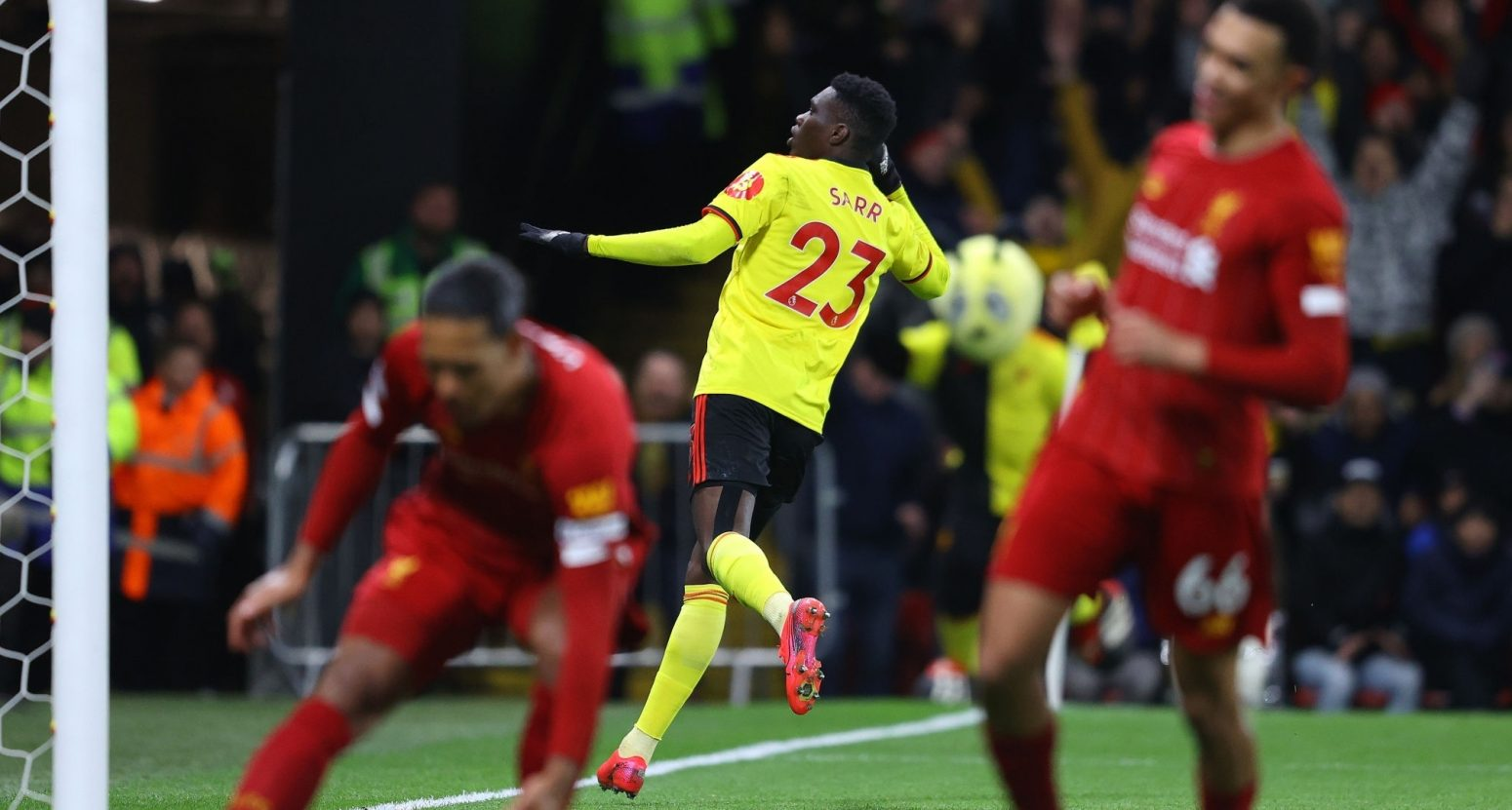 Watford 3-0 Liverpool – Highlights and Goals (Video)