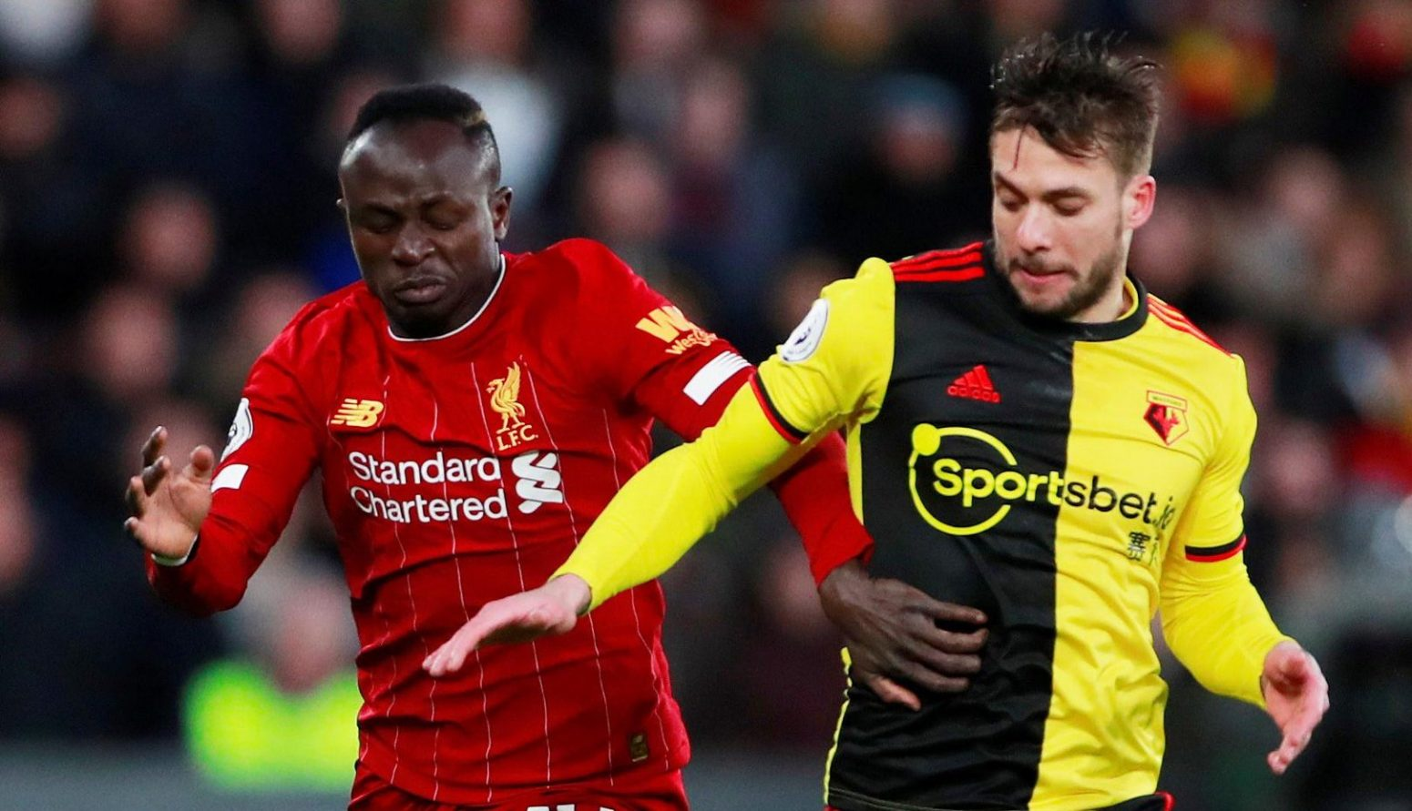 Watford 3-0 Liverpool – As it happened & reaction