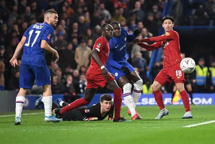 Chelsea vs Liverpool Goals