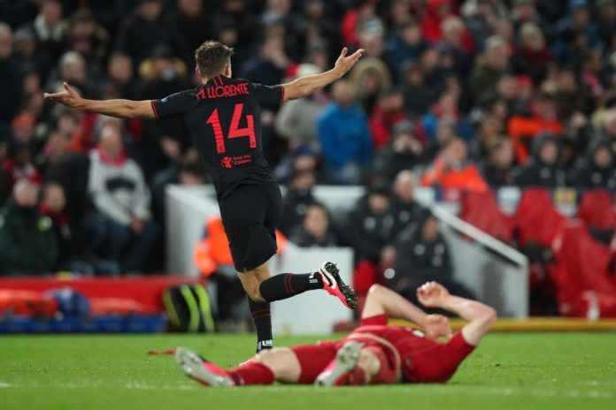 Liverpool 2-3 Atletico Highlights