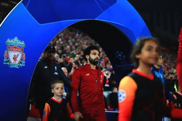 Liverpool vs Atletico Madrid Stream