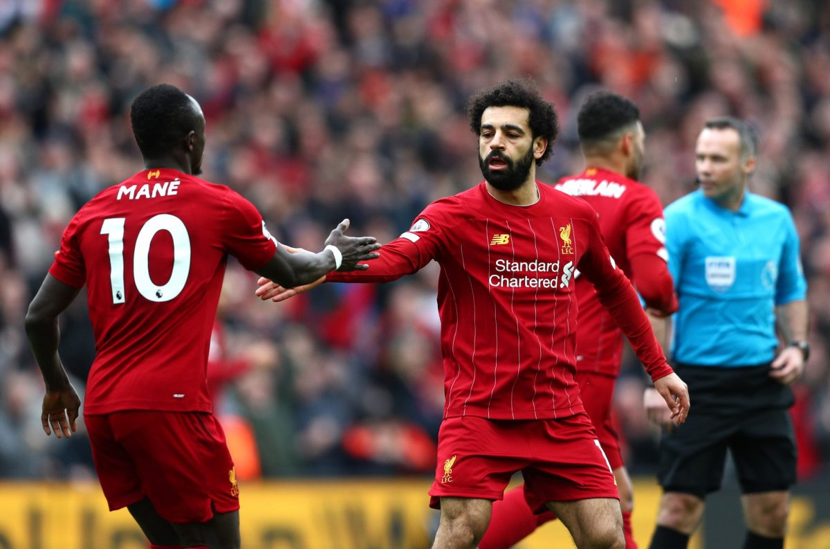 Liverpool 2-1 Bournemouth – As it happened & reaction