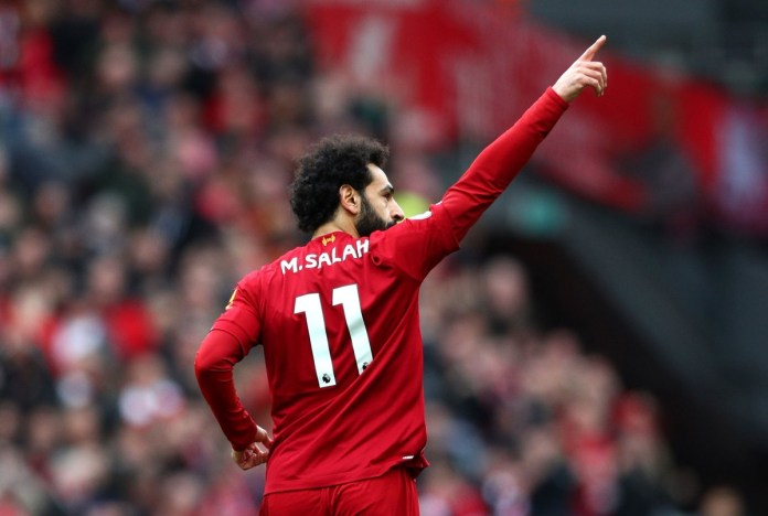 Salah Goal vs Bournemouth
