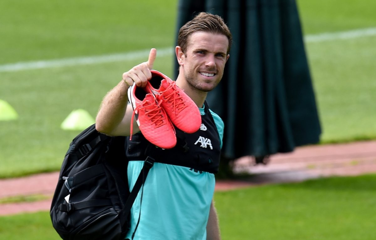 Jordan Henderson insists Liverpool will 'pick up where they left off' when Premier League returns