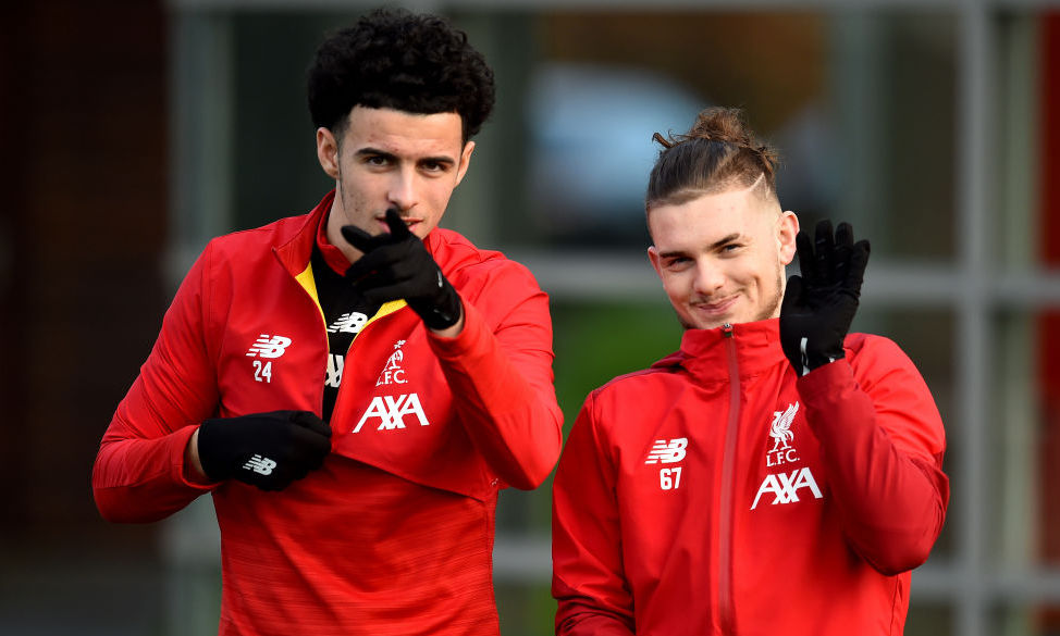 Liverpool's youth set to benefit from Premier League's five-sub rule change