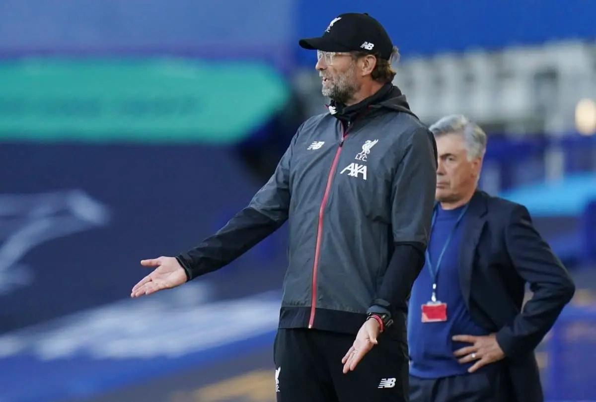 """We weren't smart enough"" – Jurgen Klopp delivers his verdict on goalless Merseyside derby"