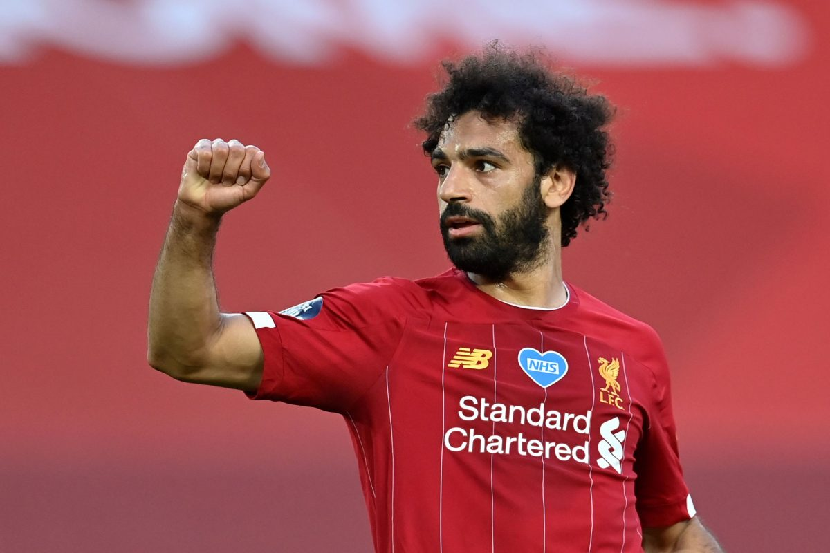 """""""It's our time"""" – Mohamed Salah says it's Liverpool turn to win the Premier League"""