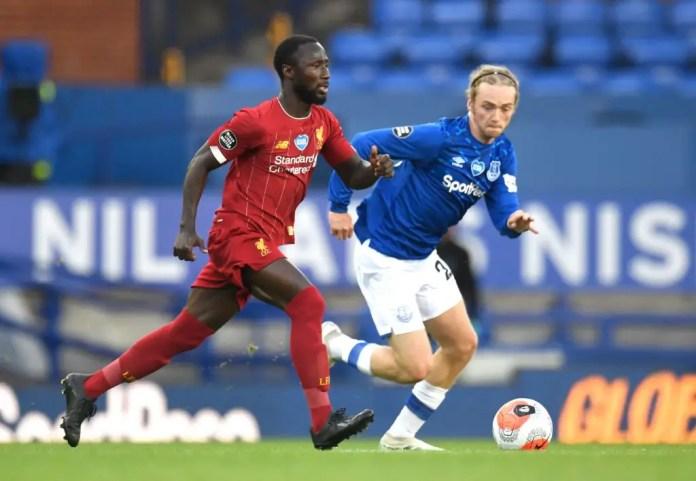 Naby Keita vs Everton