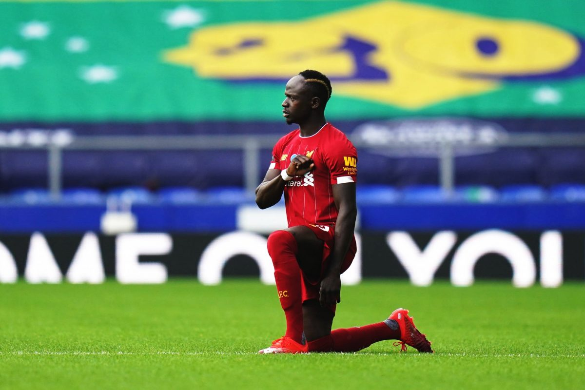 The best photos from Goodison Park as Liverpool held on Premier League return