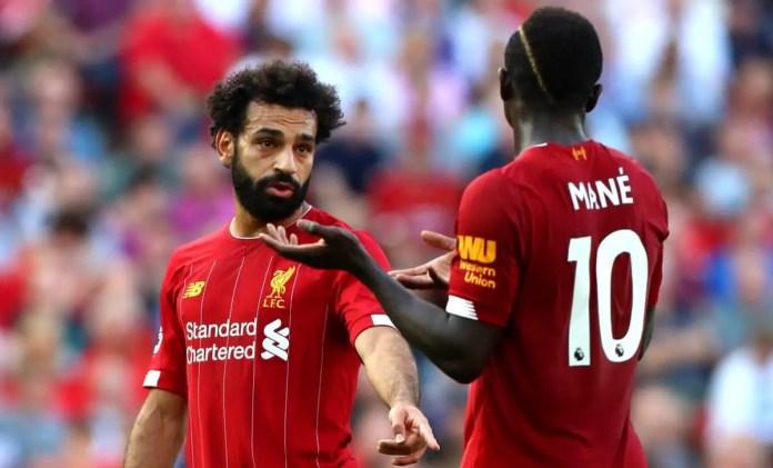 Mohamed Salah & Sadio Mane