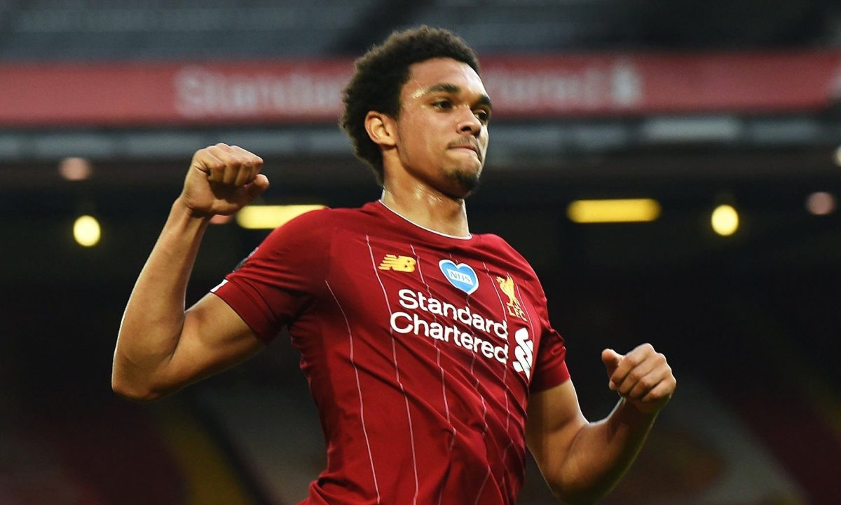 """Trent Alexander-Arnold says Liverpool squad """"have dreamt"""" of winning Premier League title"""