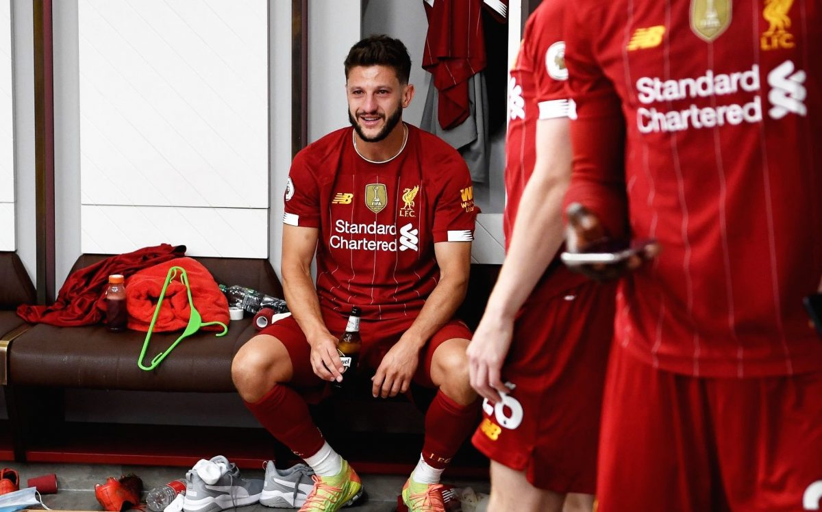 Adam Lallana pays emotional tribute to Jordan Henderson & co ahead of Reds departure