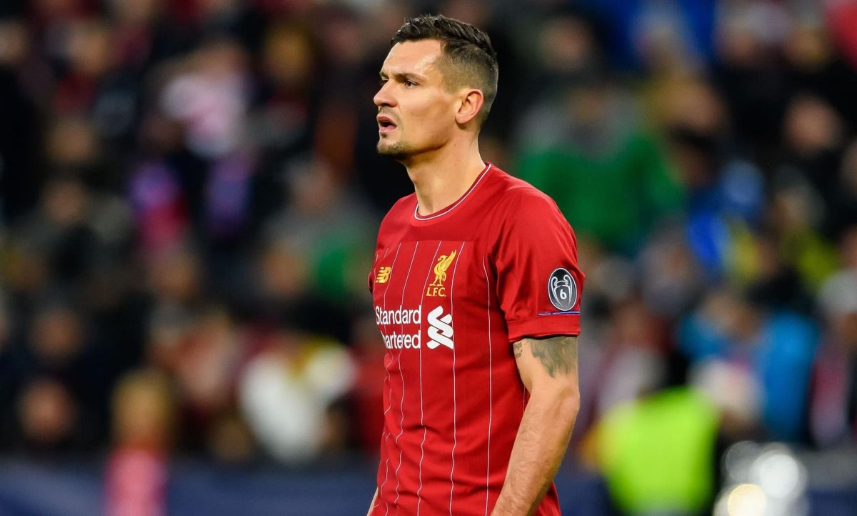Dejan Lovren leaves Liverpool after six-year stint with £11m move to Zenit