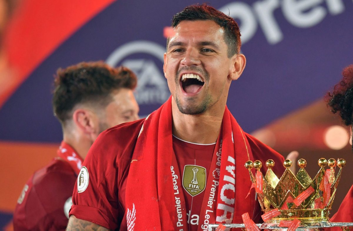 Dejan Lovren set to end six-year Liverpool stay with Zenit St Petersburg move