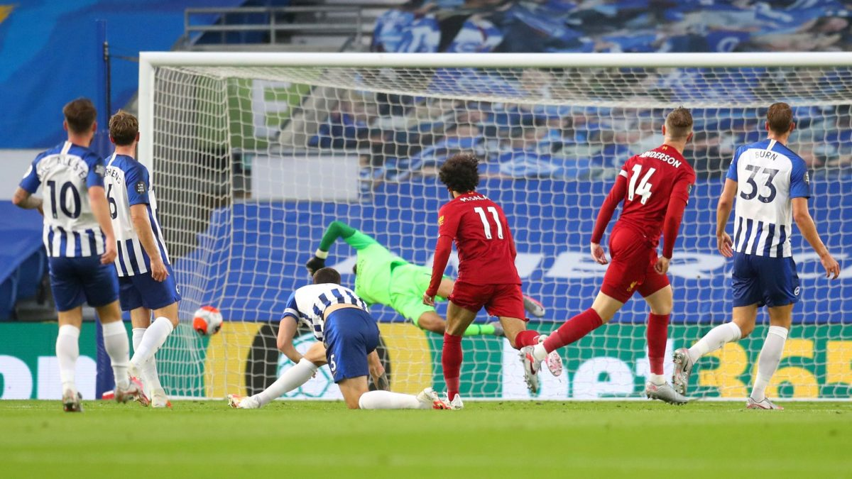 Brighton 1-3 Liverpool – As it happened & reaction