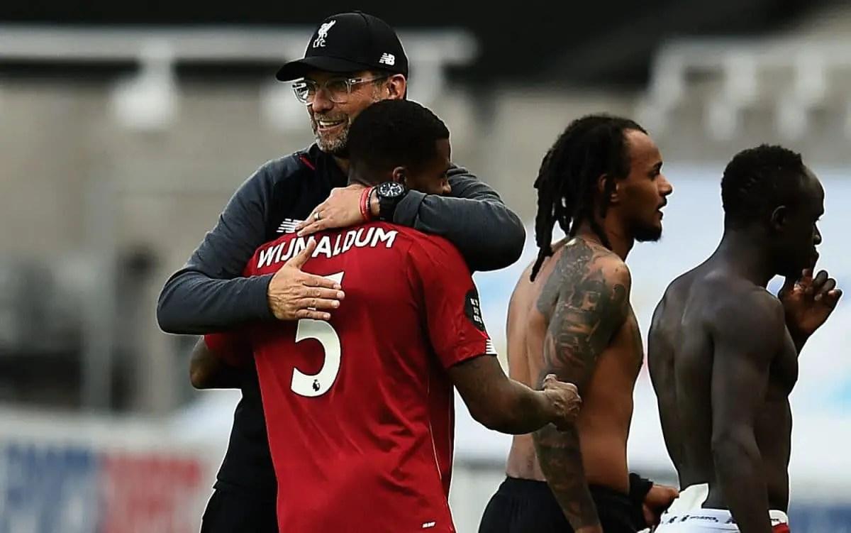 Jurgen Klopp confirms Liverpool squad will get two-week break before next season