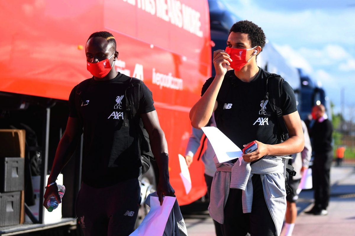 Confirmed Liverpool team vs Arsenal: Oxlade-Chamberlain & Trent return