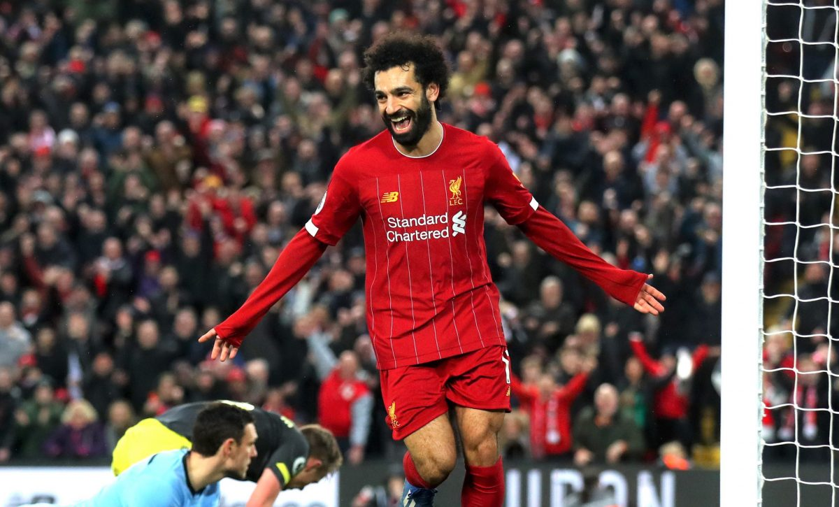 Mohamed Salah reveals what he asked Jurgen Klopp before joining Liverpool