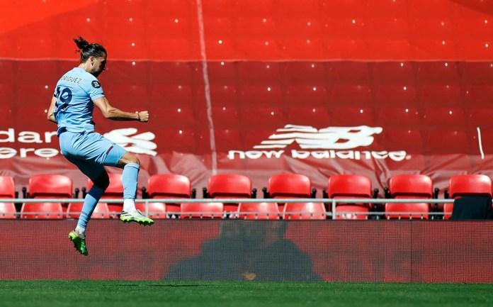 Jay Rodriguez Goal vs Liverpool