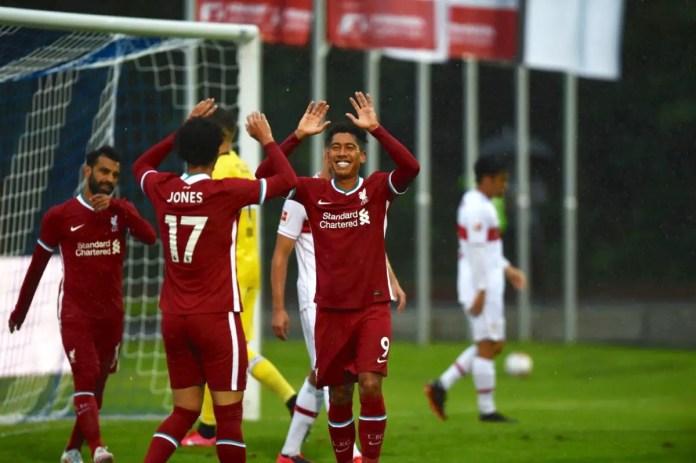 Liverpool vs Stuttgart