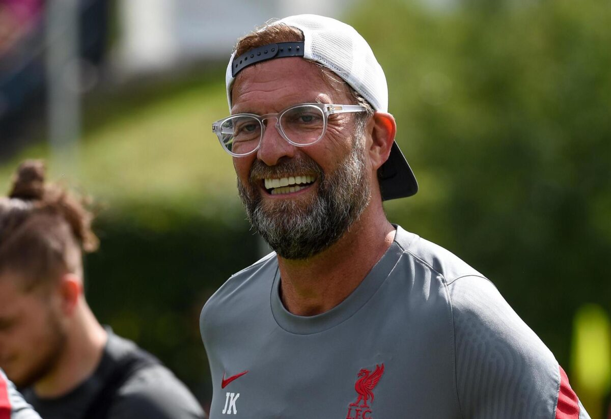 """""""I'm very happy with my team"""" – Klopp plays down Liverpool's potential transfer activity"""