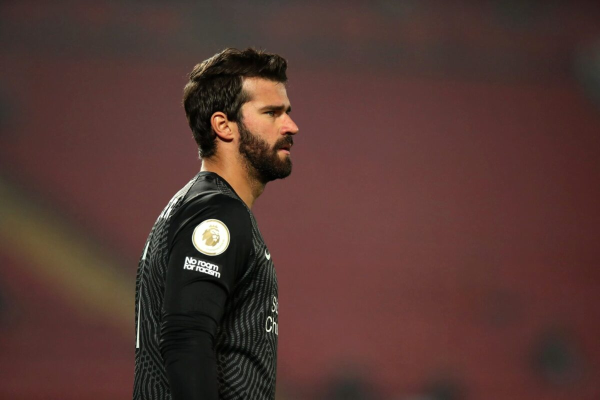 Alisson likely to be out for significant period due to shoulder injury, Jurgen Klopp confirms