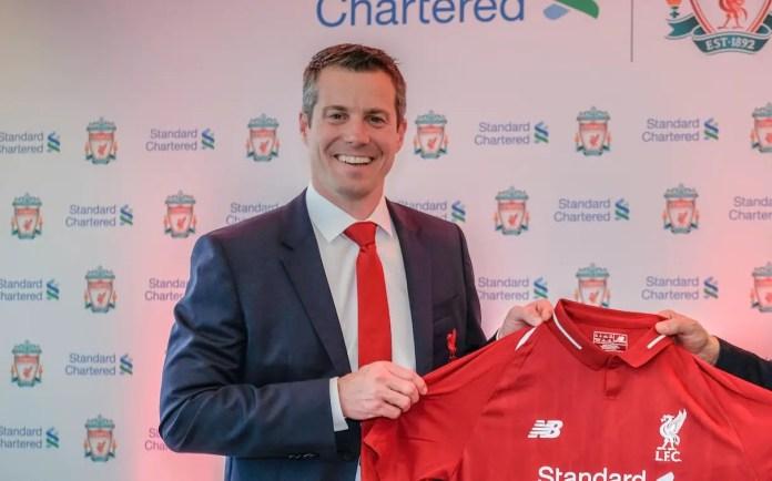 Billy Hogan - CEO Liverpool