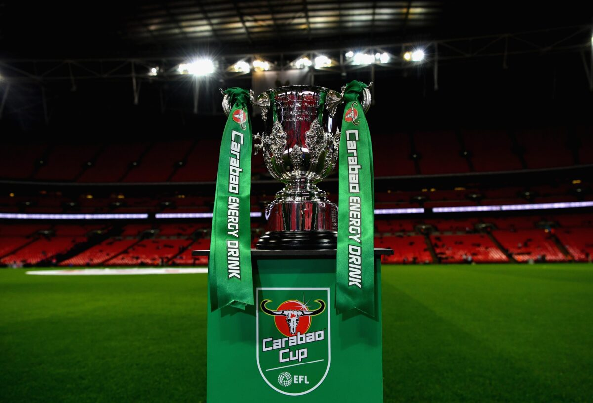 Liverpool to face Bradford or Lincoln in third round of Carabao Cup