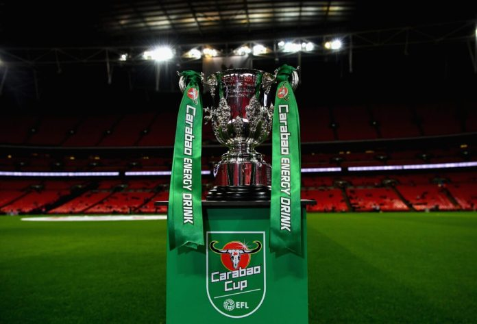 Carabao Cup Draw - Liverpool