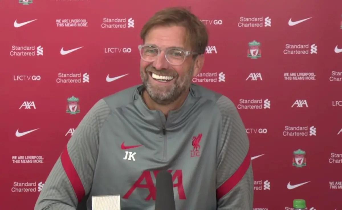 Watch: Jurgen Klopp's pre-match press conference – Liverpool vs Arsenal