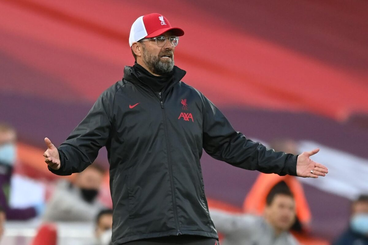 """""""They just don't stop"""" – Klopp lauds Liverpool players' attitude following Leeds win"""