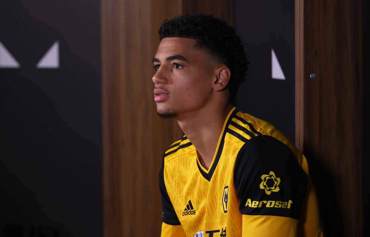 Ki-Jana Hoever completes £13.5m move to Wolves ahead of Diogo Jota arrival