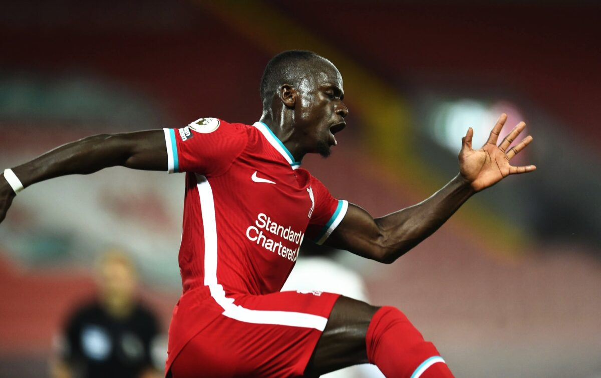 Sadio sizzles as Liverpool display champions' credentials in 3-1 win over Arsenal