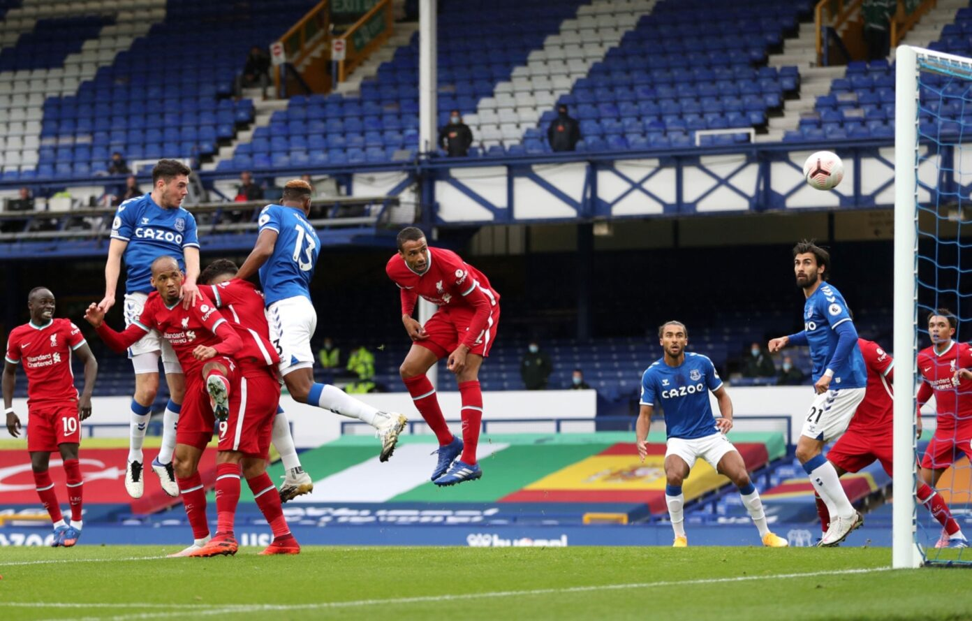 Everton 2-2 Liverpool – As it happened & reaction