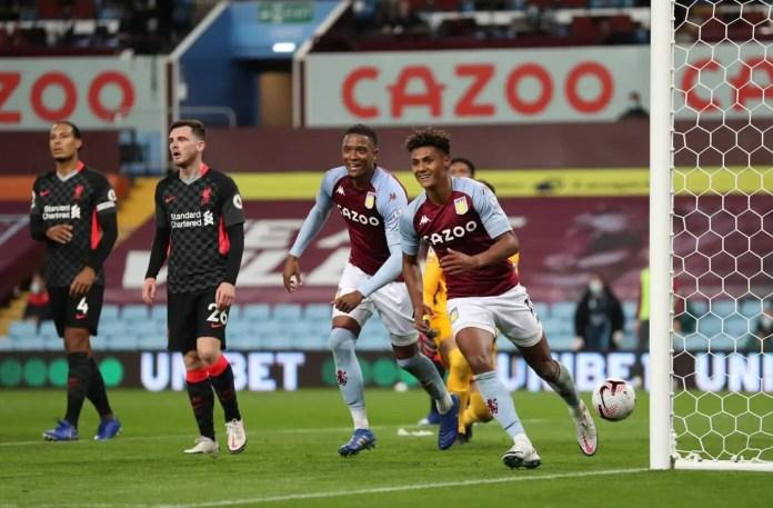 Ollie Watkins - Aston Villa vs Liverpool