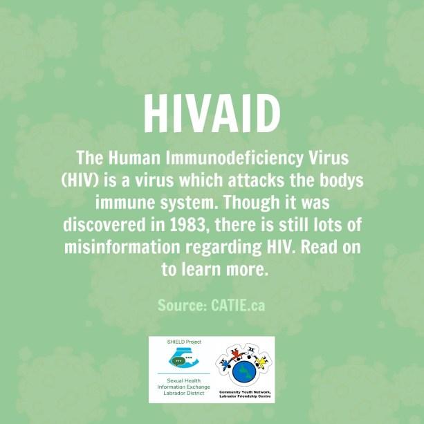 HIVAID campaign cover