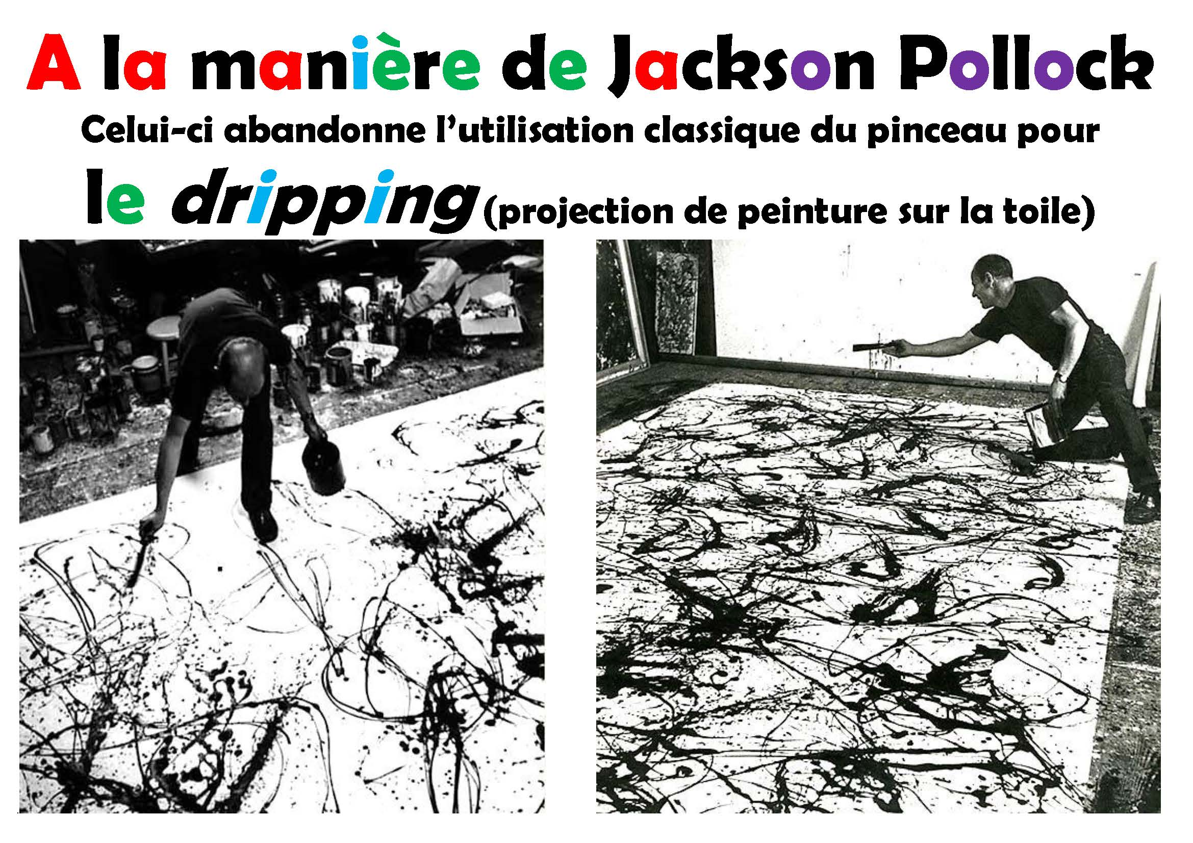Les Gsd2 Decouvrent Pollock