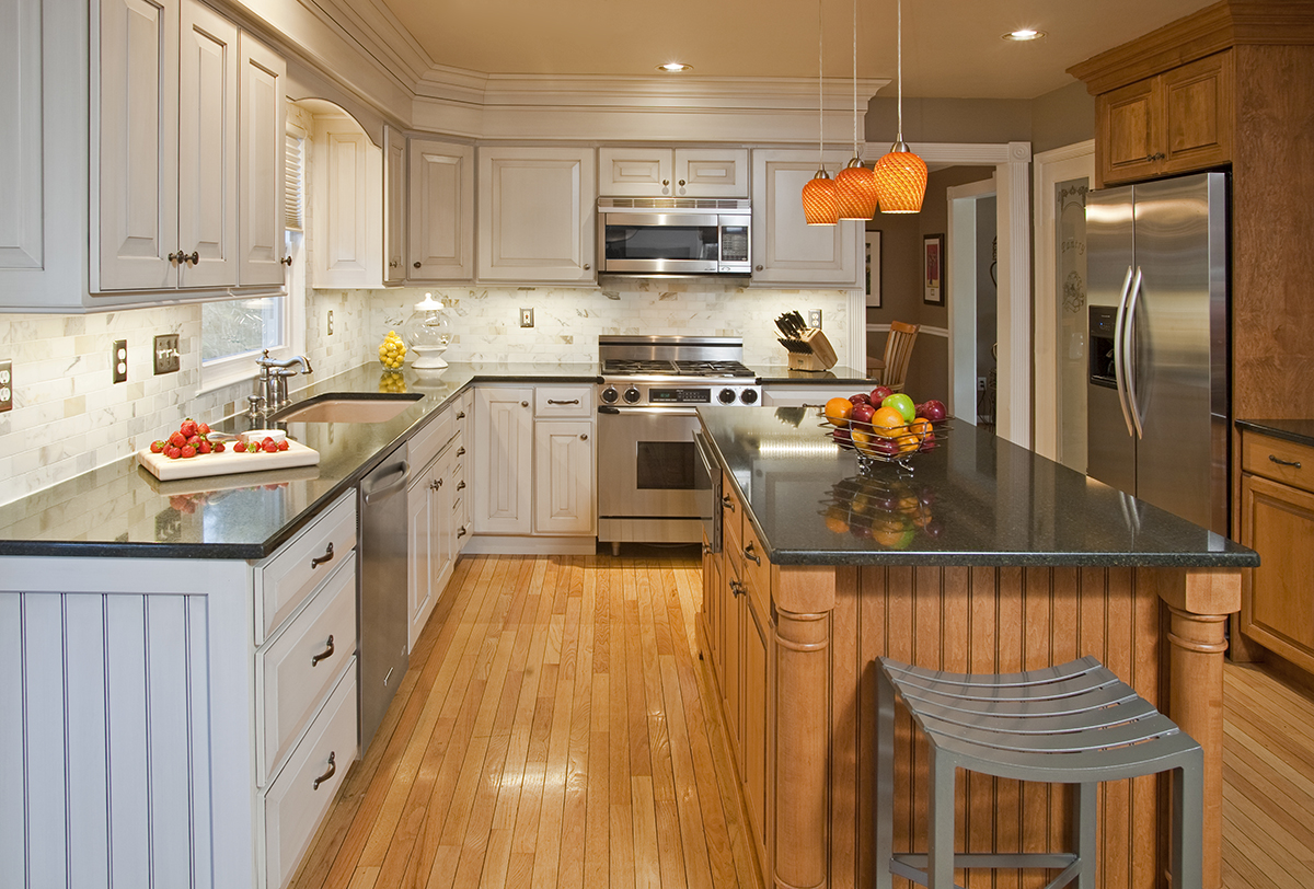 Kitchen Cabinet Refacing Let's Face It