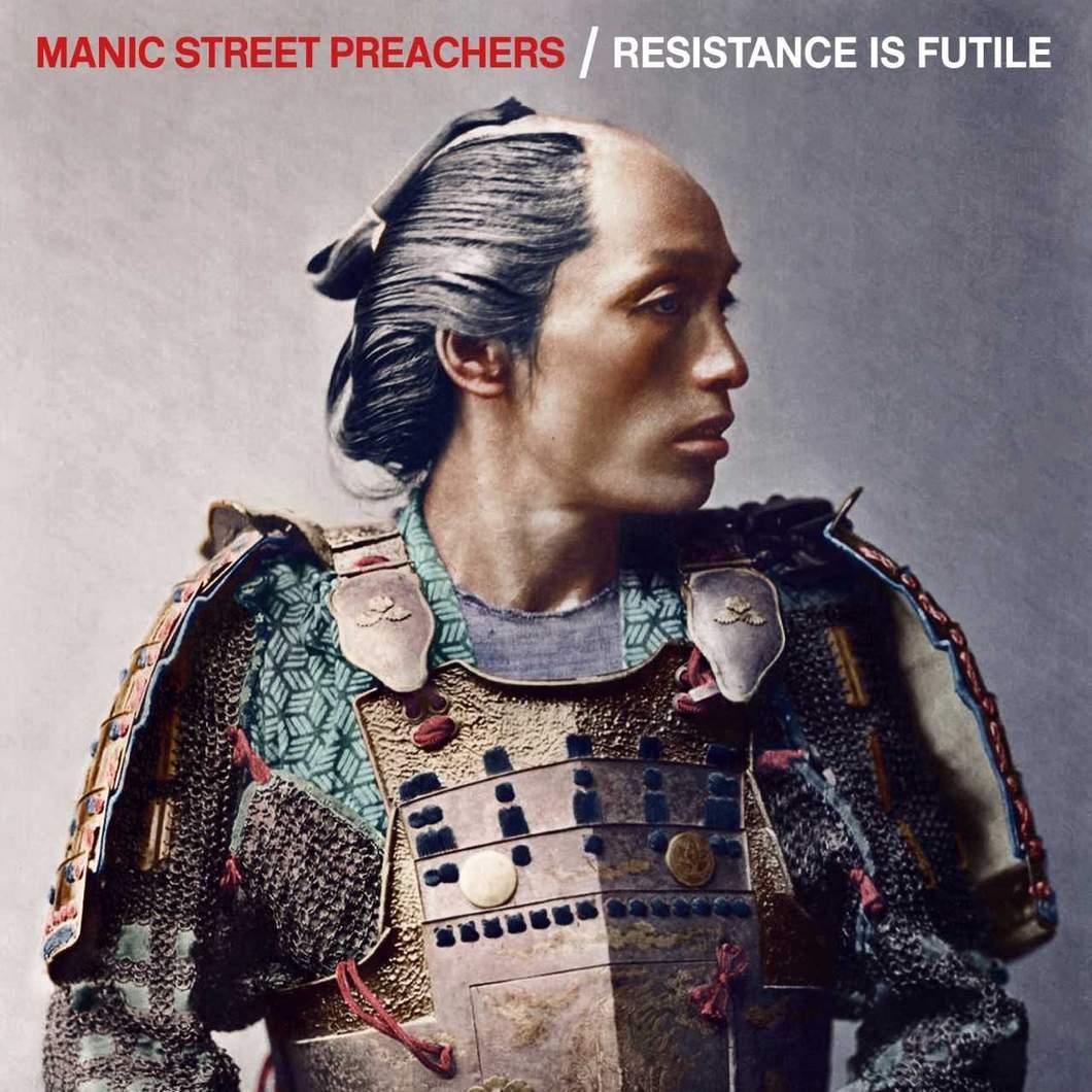 Afbeeldingsresultaat voor Manic Street Preachers-Resistance Is Futile