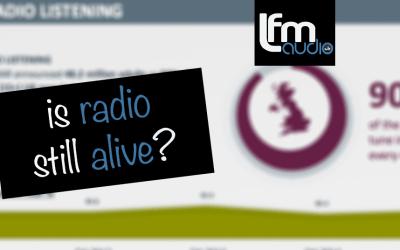 Is radio still alive?