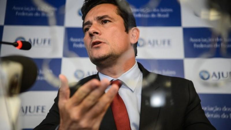 Sérgio Moro lidera pesquisa interna encomendada pelo PT para 2018