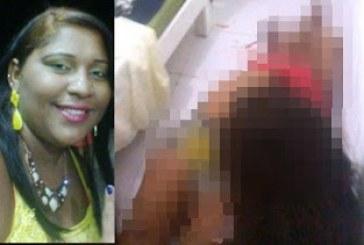 Mulher é assassinada com várias facadas