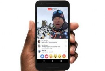 Adolescentes estão usando o live do Facebook para transmitir atos sexuais