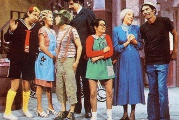 A Turma do Chaves completou 45 anos no ar