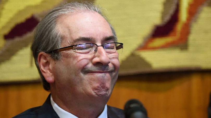 Eduardo Cunha vira réu no STF por contas secretas na Suíça