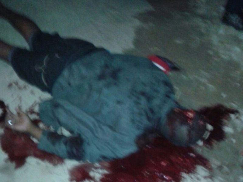 Homem é morto a tiros em Lauro de Freitas