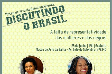 Museu de Arte da Bahia lança projeto Discutindo o Brasil