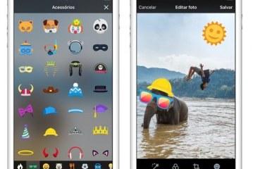 Novidade: Twitter vai liberar o uso de stickers nas fotos
