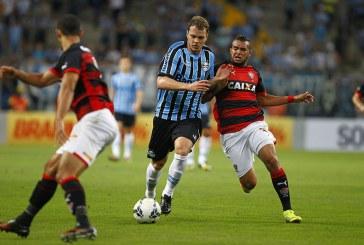 Porteiro do Z-4, Vitória busca triunfo contra Grêmio para encerrar má fase