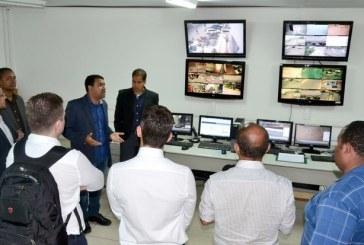 Câmeras dos bancos serão monitoradas pela central de segurança de Lauro de Freitas
